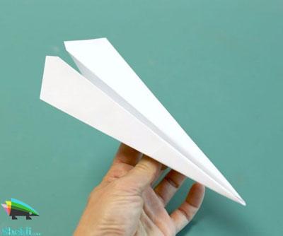هواپیما کاغذی