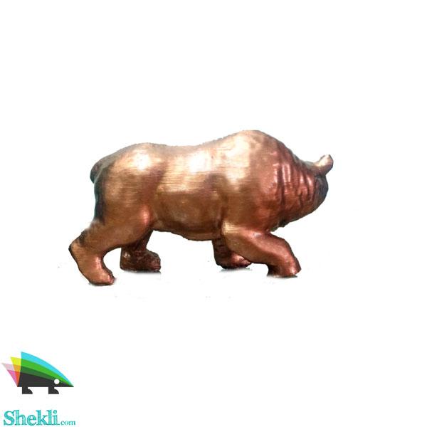 مجسمه خرس وال استریت