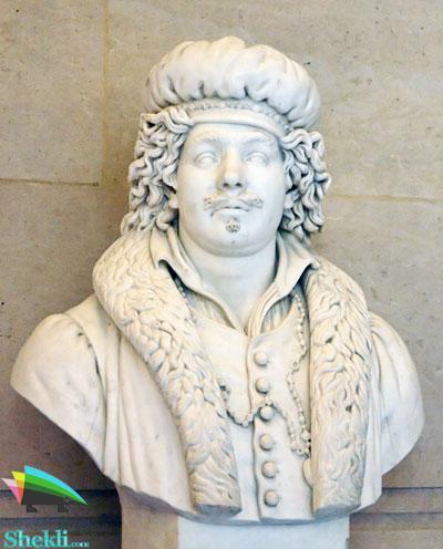 مجسمه رامبراند