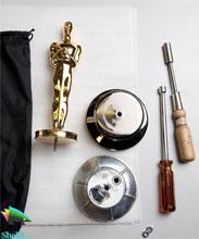 ساخت مجسمه جایزه اسکار