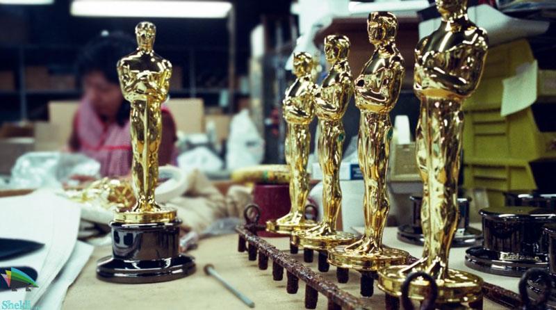 مراحل ساخت مجسمه جایزه اسکار