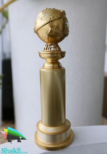 مجسمه-جایزه-گلدن-گلوب-2020