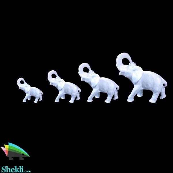 مجسمه های فیل
