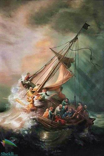 نقاشی رامبراند