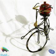 دوچرخه سیم مفتول