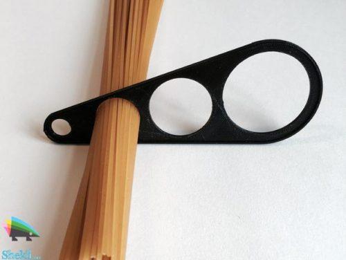 اندازه گیر اسپاگتی
