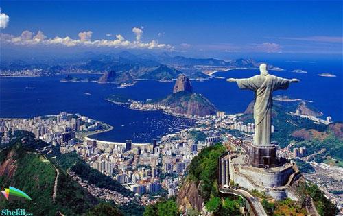 خرید مجسمه مسیح ریو