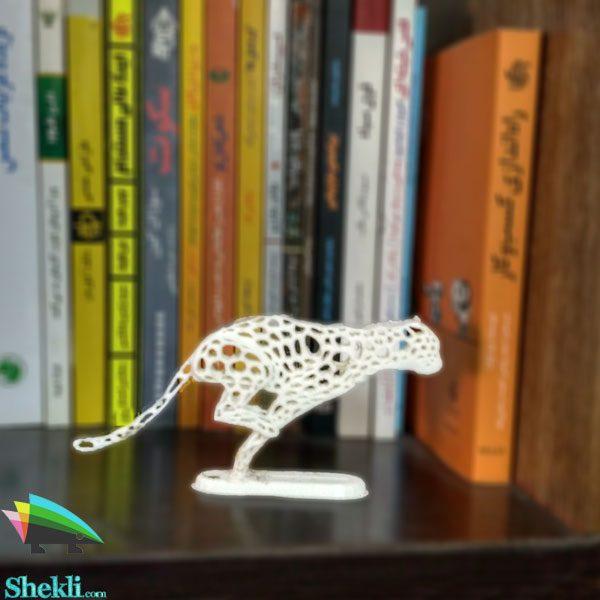 خرید مجسمه یوز ایرانی