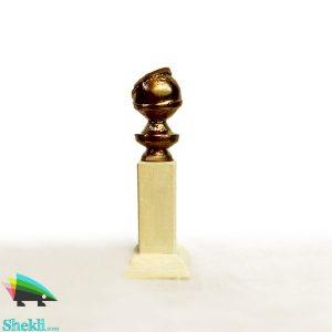 مجسمه جایزه گلدن گلوب