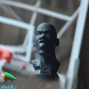 مجسمه مایکل جردن