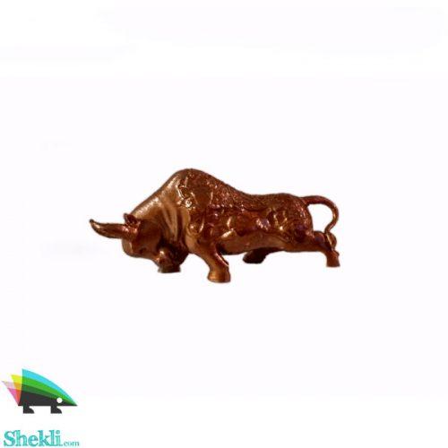 مجسمه گاو اسپانیایی