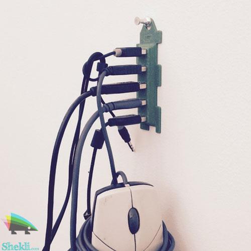 خرید نگهدارنده کابل USB