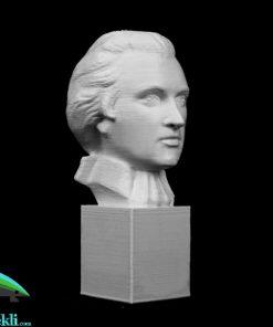مجسمه موتسارت