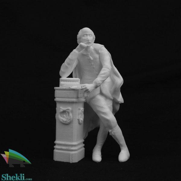 مجسمه شکسپیر