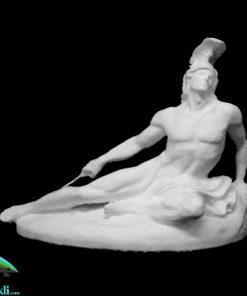 مجسمه آشیل