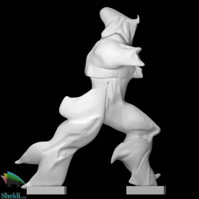 مجسمه پیوستگیدرفضا اومبرتو بوچونی