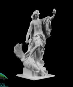 مجسمه نبرد آپولو و پایتون