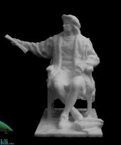 مجسمه کریستف کلمب