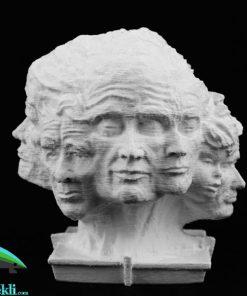 مجسمه دوازده پاسخ به تراژدی