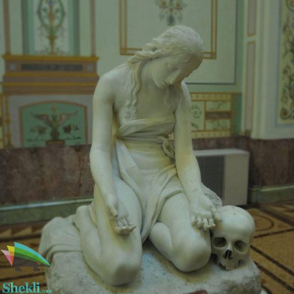 خرید مجسمه مریم مجدلیه