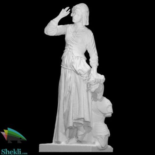 خرید مجسمه ژان دارک