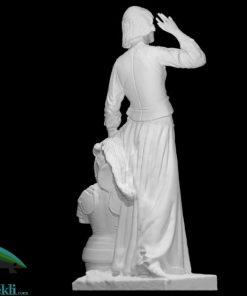 خرید تندیس ژاندارک موزه لوور