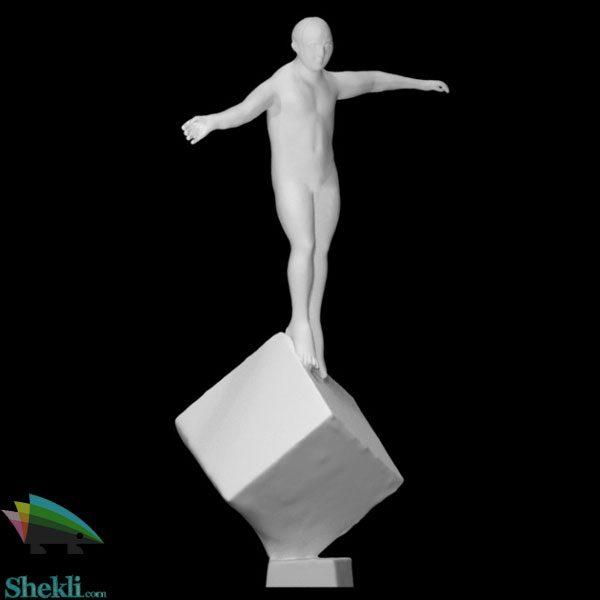 خرید مجسمه تعادل