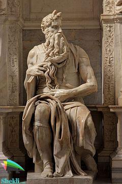 مجسمه موسی میکلانژ