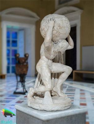 مجسمه یونان باستان
