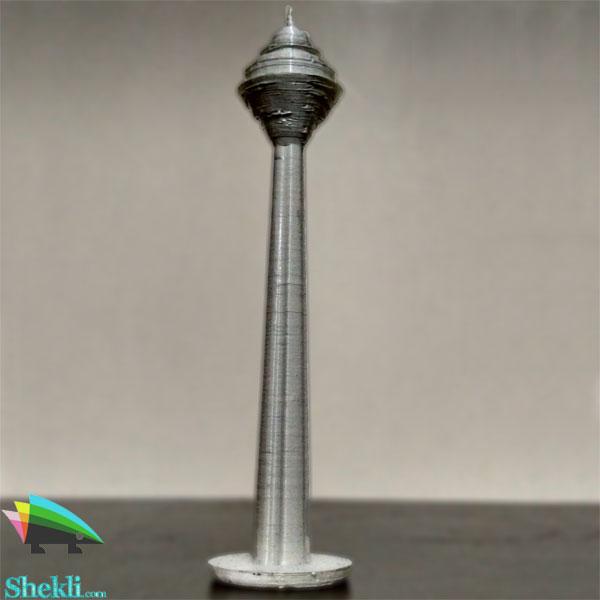 مجسمه برج میلاد