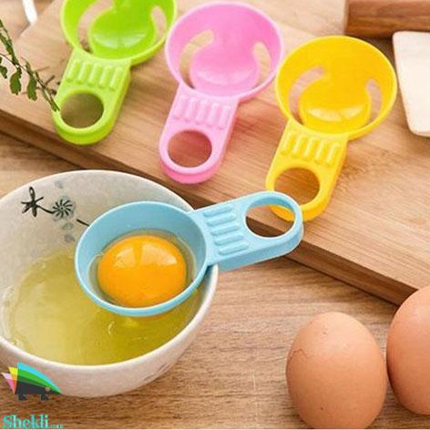 جدا کننده زرده و سفیده تخم مرغ