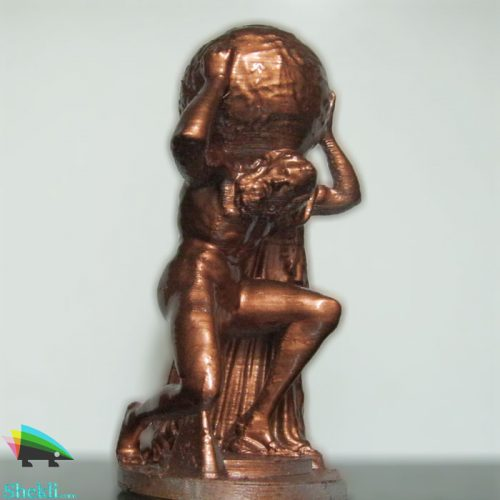 خرید مجسمه اطلس