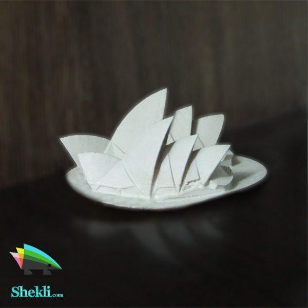 ماکت اپرای سیدنی