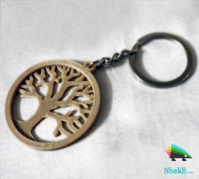 دسته کلید درخت زندگی