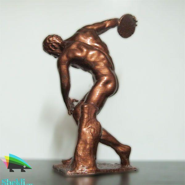 مجسمه برنزی