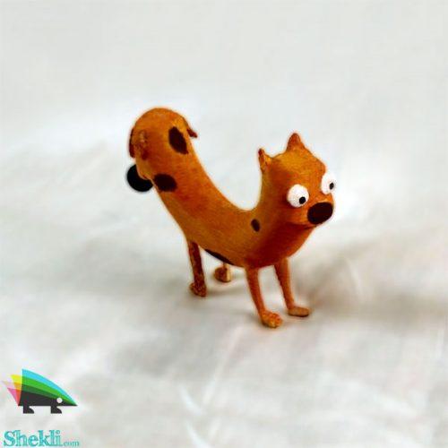 کارتون گربه سگ