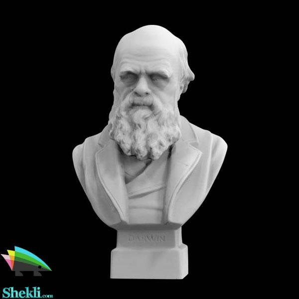 تندیس چالز داروین