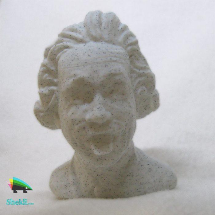 مجسمه انیشتین