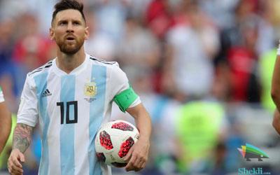 لیونل مسی آرژانتین
