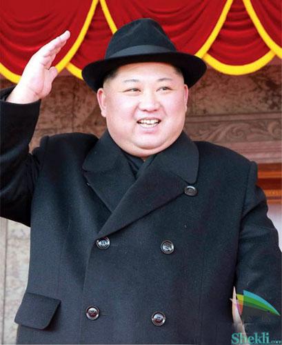 کیم جونگ اون کره شمالی