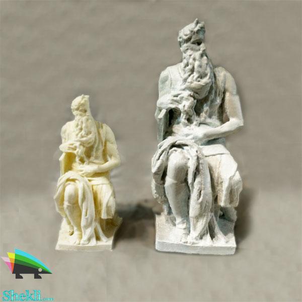 مجسمه موسی میکل آنژ