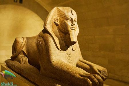 مجسمه ابولهول مصر