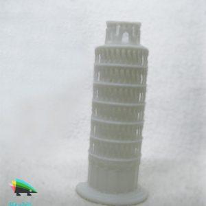 ماکت برج پیزا