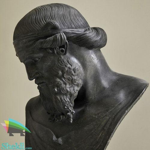 مجسمه افلاطون موزه