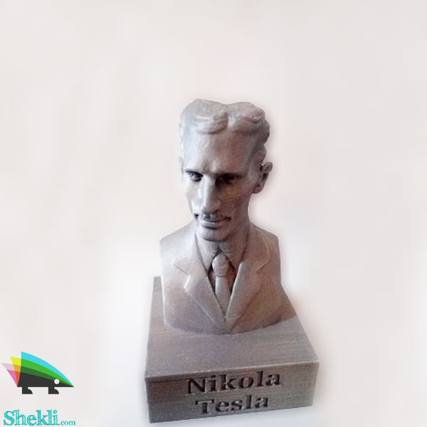 مجسمه نیکولا تسلا